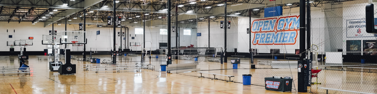 Open Gym Premier Facility Pic 2