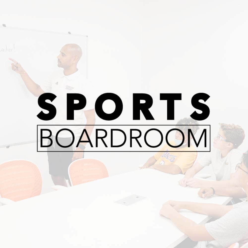 Sports Boardroom Program