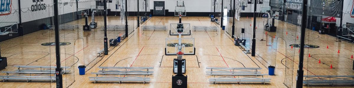 Open Gym Premier Facility Pic